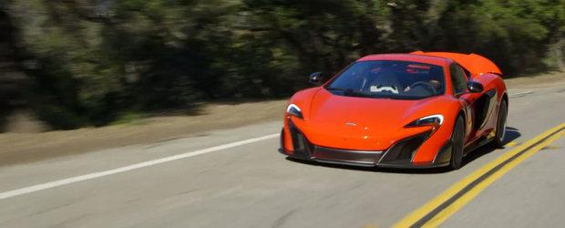 Detaliile care transforma noul McLaren 675 LT intr-una din cele mai ravnite masini sport ale planetei