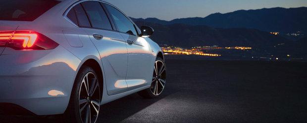 Detaliile care transforma noul Opel Insignia intr-un cosmar pentru Volkswagen Passat