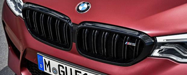 Detaliul nestiut pana acum despre noul sedan de 600 CP de la BMW. Anuntul a fost facut de divizia M