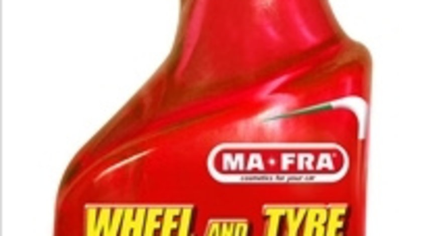 Detergent Jante Anvelope Wheel Tyre Cleaner 500ml Ma-Fra