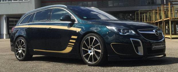 Detii un Opel Insignia OPC? Ce-ai zice de un tuning de 370 CP?