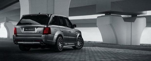 Detii un Range Rover Sport? Ce-ai zice de un set de stopuri pe LED?