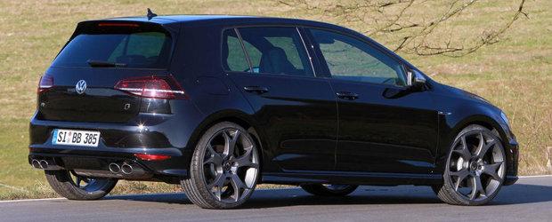 Detii un VW Golf R? Ce-ai zice de un tuning de 420 CP si 530 Nm?