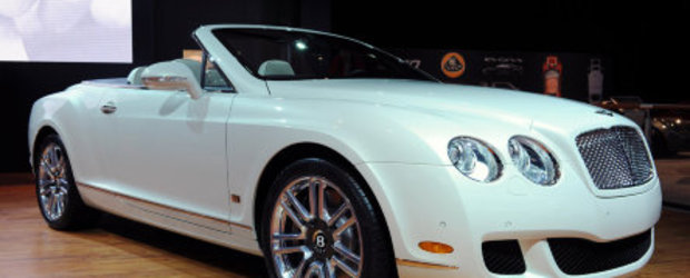 Detroit 2010: Bentley Continental GTC Series 51 se arata din nou...