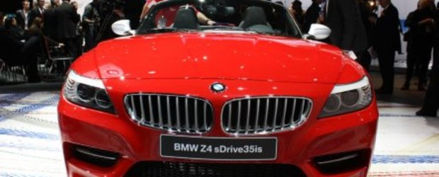 Detroit 2010: BMW Z4 sDrive35is - Un fel de Z4 M