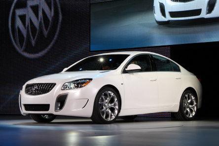 Detroit 2010: Buick Regal GS - A fi sau a nu fi...