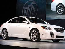Detroit 2010: Buick Regal GS