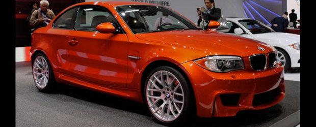 Detroit 2011: BMW Seria 1 M Coupe este gata de asalt!