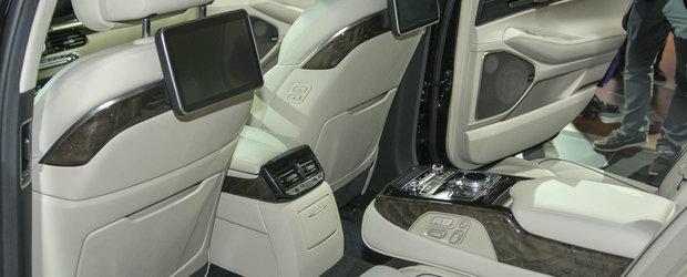 Detroit 2016: Noul Genesis G90 ne arata cum are de gand sa detroneze Clasa S