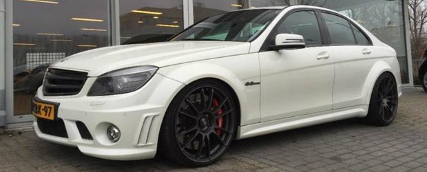 Devoratorul de BMW-uri. Urmatorul Mercedes C63 AMG ofera 700 CP in schimbul a 49.900 euro