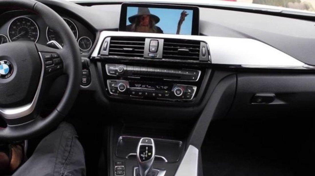 Dezactivare/Activare protectie VIDEO IN TIMPUL MERSULUI BMW Seria F