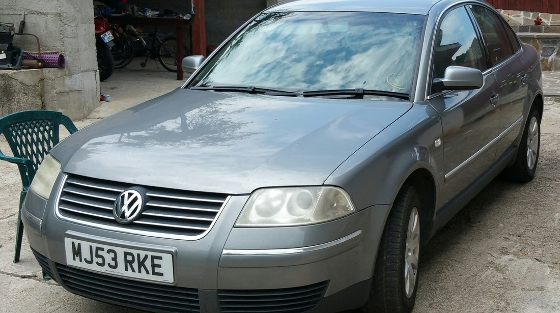 Dezmambrez VW Passat diesel. piese VW Passat din dezmembrare