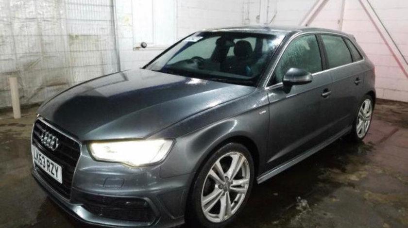 Dezmembram Audi A3 8V Hatchback S line 2.0tdi CRB an 2013