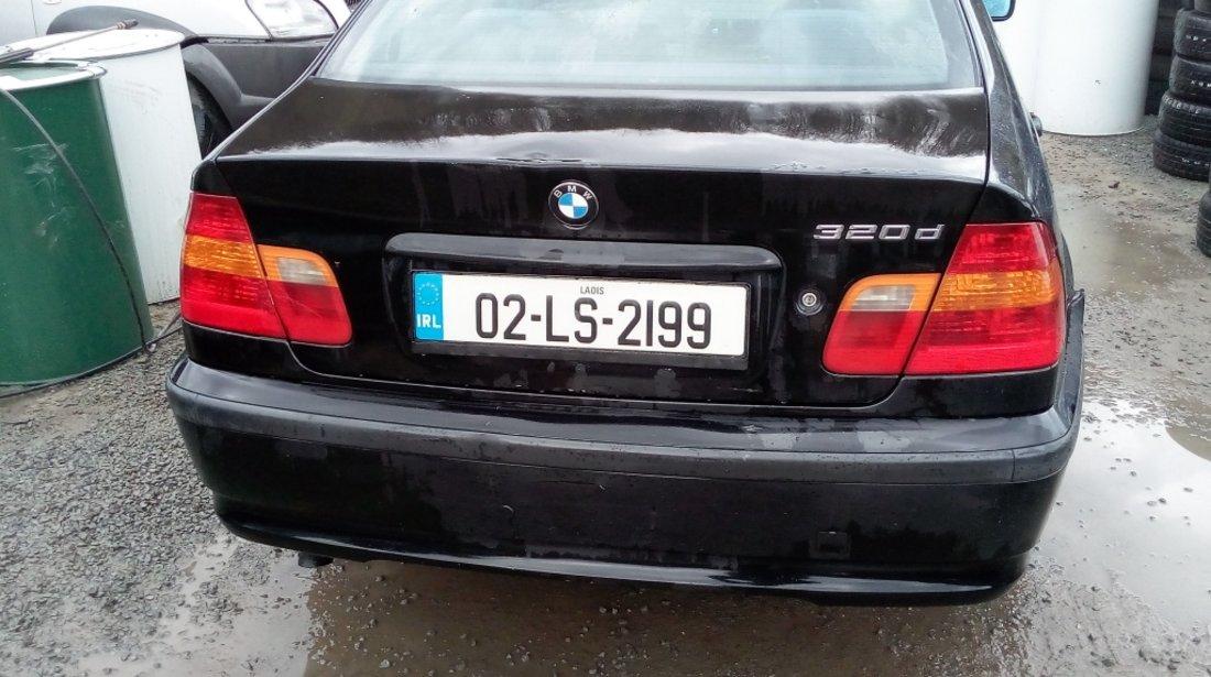 Dezmembram BMW E46 Facelift 136 CP An fab 2003