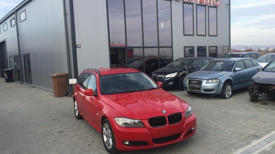 Dezmembram BMW E91,318 D,cutie viteze manuala,6 trepte an fabr. 2010