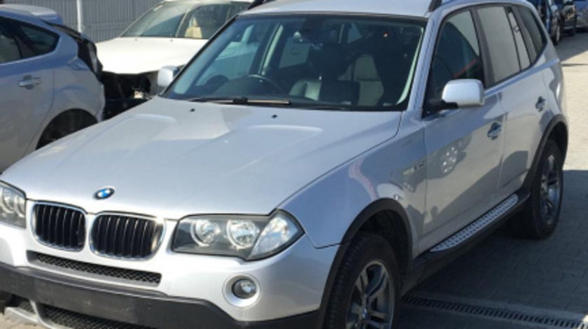 Dezmembram BMW X3,2.0 D cutie manuala 4x4 an fabr 2007