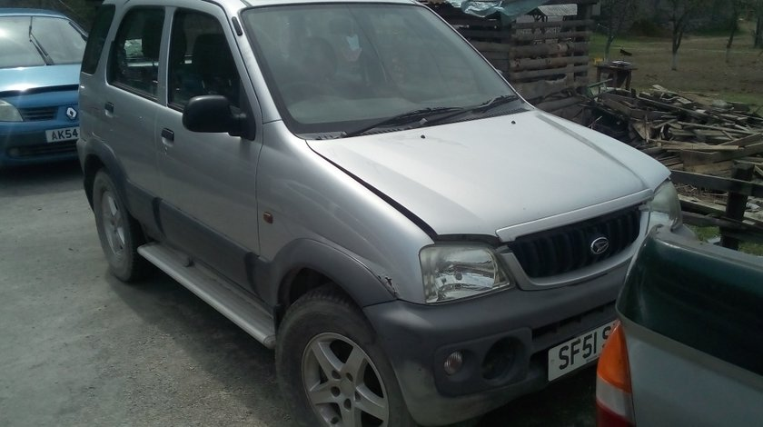 Dezmembram Daihatsu Terios 1,3 Benzina An fab.2001