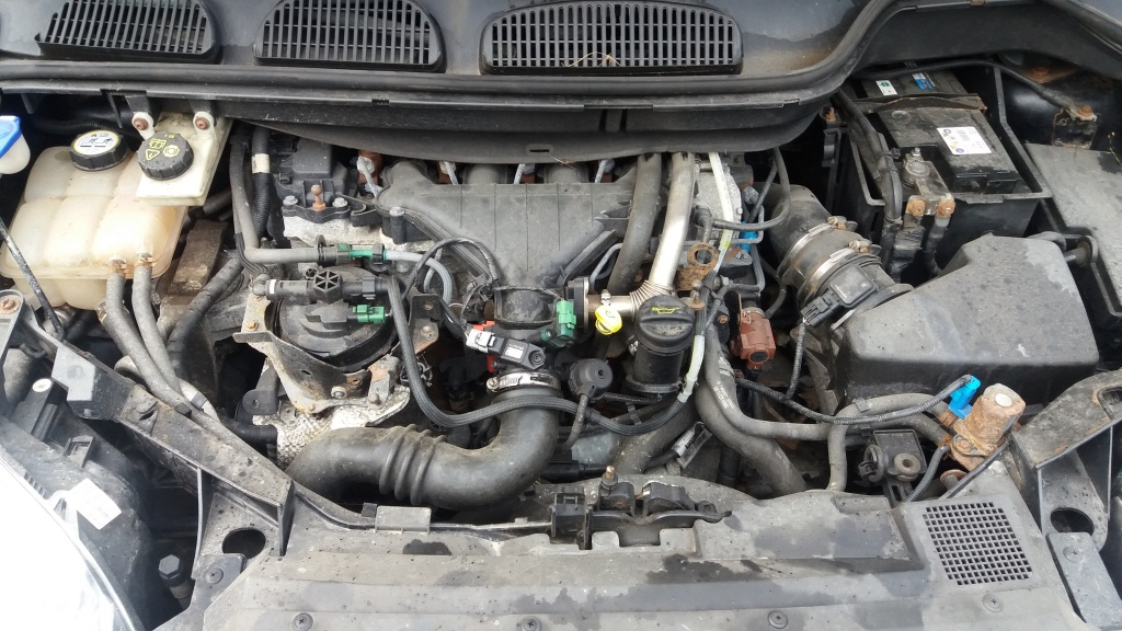 Dezmembram Ford Focus C Max 2.0 TDCI 2007