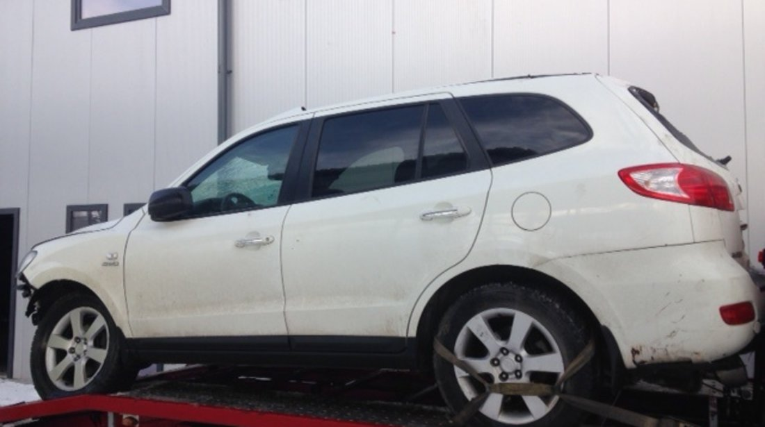 Dezmembram Hyundai Santa Fe,an fabr 2009