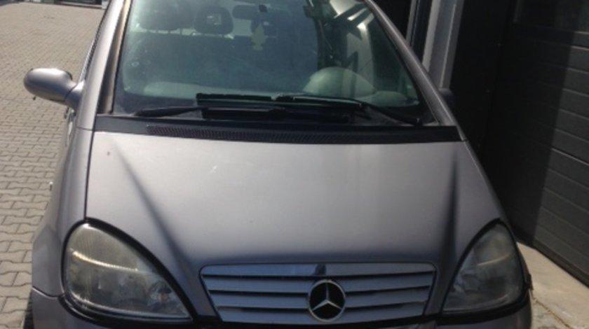 Dezmembram Mercedes Benz A 160,benzina,cutie automata,an fabr 2002