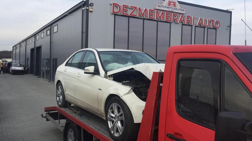 Dezmembram Mercedes-Benz C Class W 204,2.2 CDI an fabr 2012