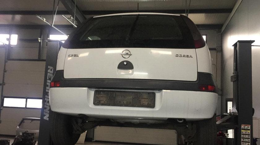 Dezmembram Opel Corsa C,1.0 benzina an fabr 2002