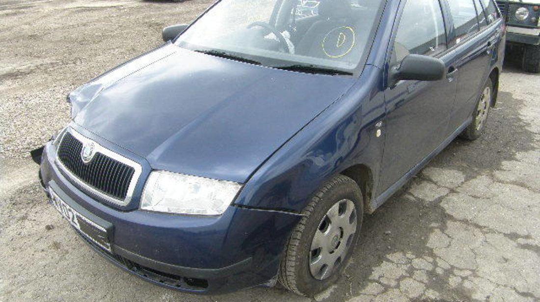 Dezmembram Skoda Fabia An Fabricatie 2001 1.4 Benzina.
