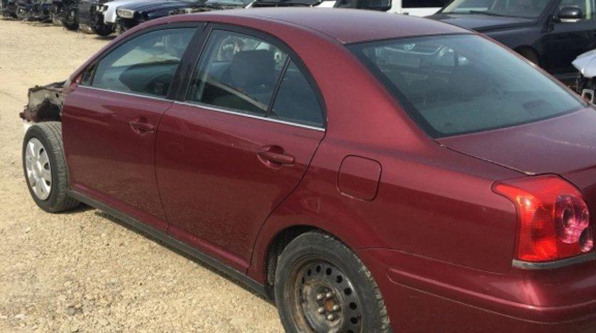 Dezmembram Toyota Avensis 1.8 benzina, an fabricație 2005
