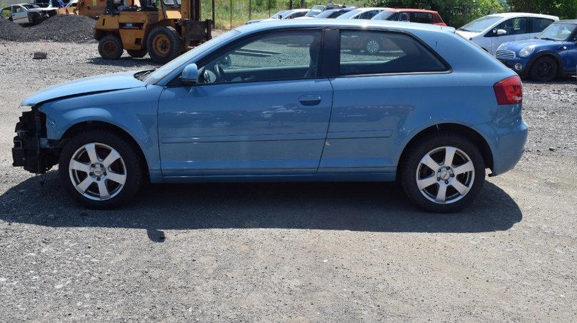 Dezmembrari Audi A3 8P1 1.4 TSI CAXC cod culoare LX5T 621