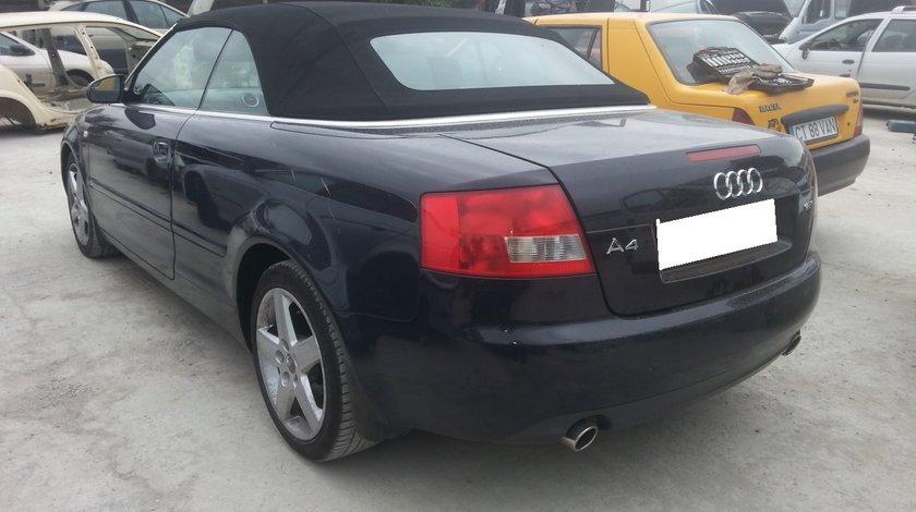 Dezmembrari Audi A4(B6) Cabrio (2002-2009) 1.8T  | CTdez