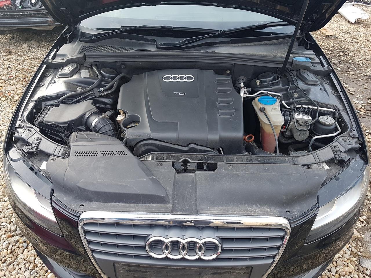 Dezmembrari Audi A4 B8 2009 2.0 TDI tip CAGA cutie automata tip LLA