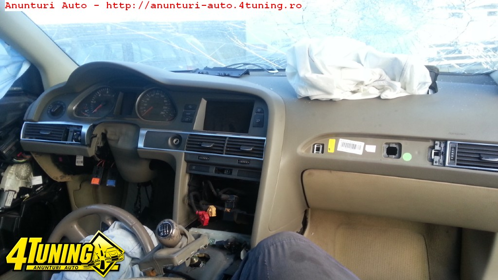 Dezmembrari Audi A6 Avariat 2004 2011 2 0 TDI 3 0 TDI CTdez