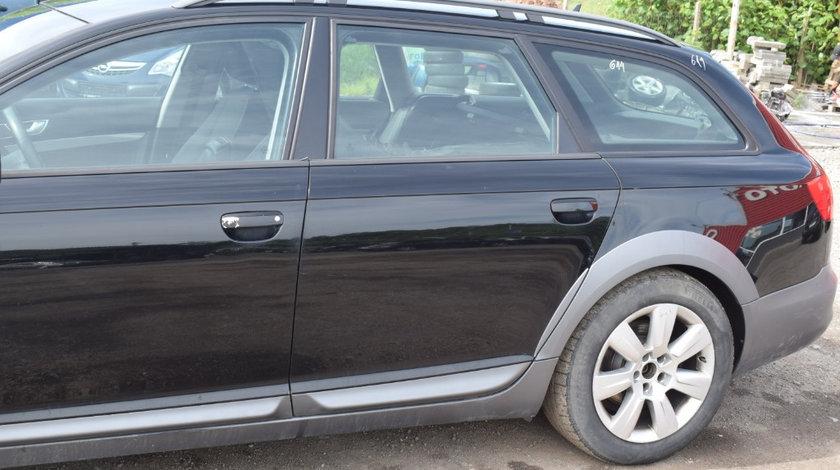 Dezmembrari Audi A6 C6 2006 3.0 TDI ASB Allroad negru LY9B 614