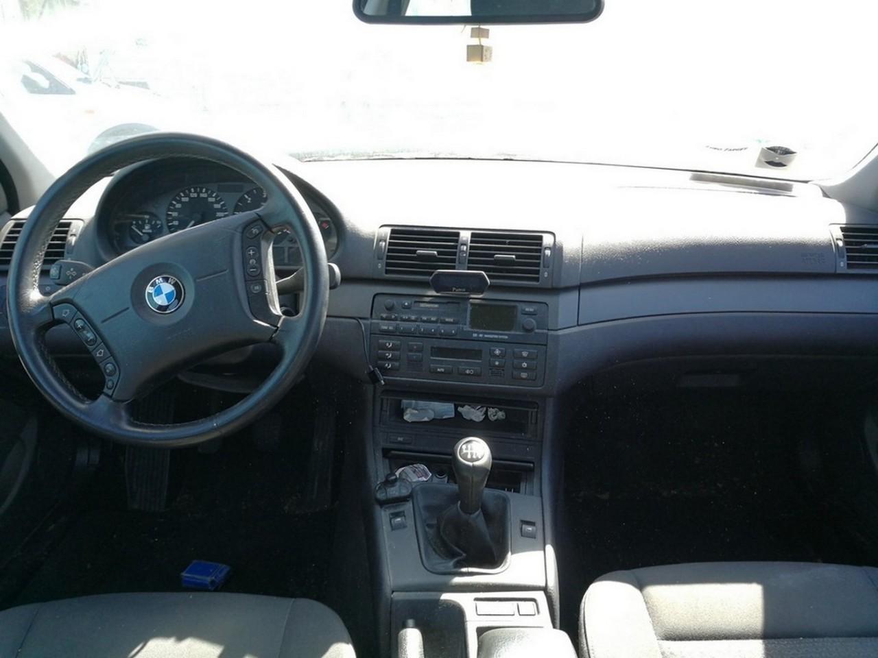 DEZMEMBRARI AUTO BMW 320d E46 an 2001 - 2002 - 2003 - 2004 - 2005