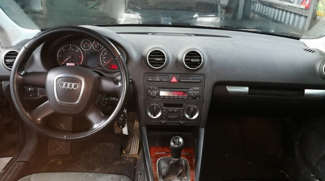 DEZMEMBRARI AUTO / DEZMEMBREZ Audi A3 8P sportback an de 2005 - 2006 - 2007 - 2008