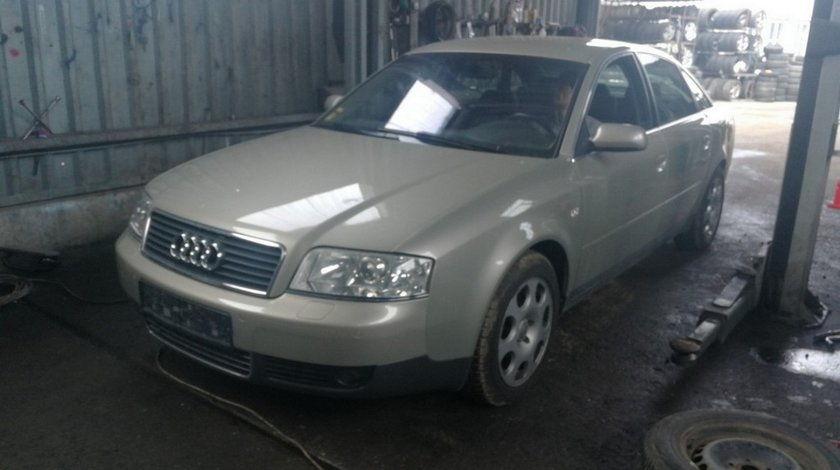 DEZMEMBRARI AUTO / DEZMEMBREZ Audi A6 4B an de fabricatie 2001 - 2002 - 2003 - 2004