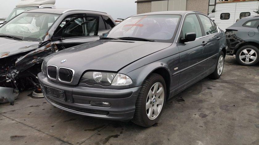 DEZMEMBRARI AUTO / DEZMEMBREZ BMW E46 an 1999 - 2000 - 2001 motor 320i 226S1 170cp