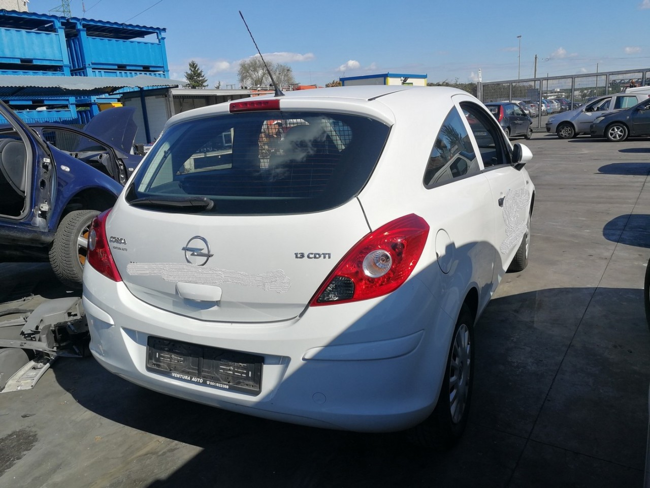 DEZMEMBRARI AUTO / DEZMEMBREZ Opel Corsa D an 2008 - 2009 - 2010 - 2011