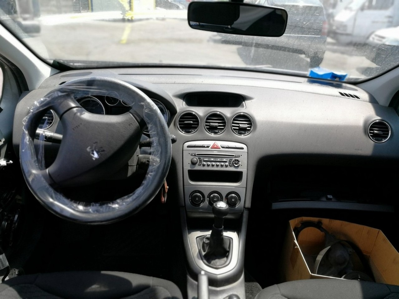 DEZMEMBRARI AUTO / DEZMEMBREZ Peugeot 308 sw an de fabricatie 2007 - 2008 - 2009 - 2010 - 2011