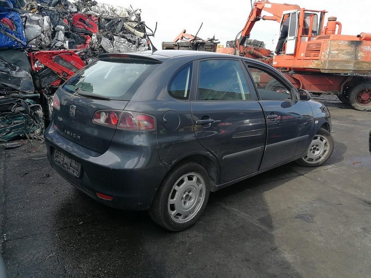 DEZMEMBRARI AUTO / DEZMEMBREZ Seat IBIZA 6L an de fabricatie 2003 - 2004 - 2005 - 2006 - 2007 -2008