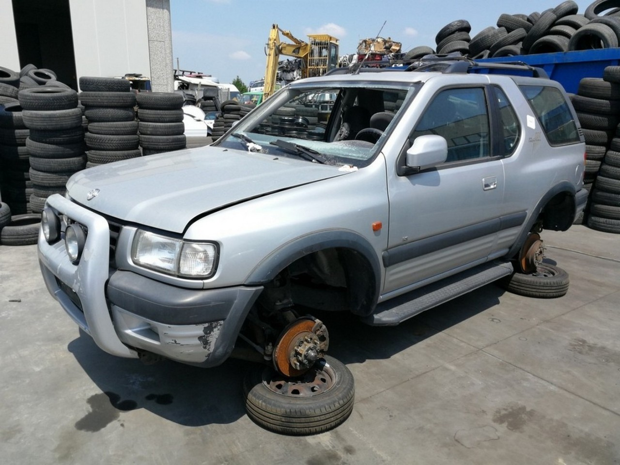 dezmembrari auto / piese auto second hand pentru Opel