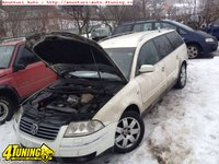 Dezmembrari autoturisme VW Passat 2002 diesel si benzina