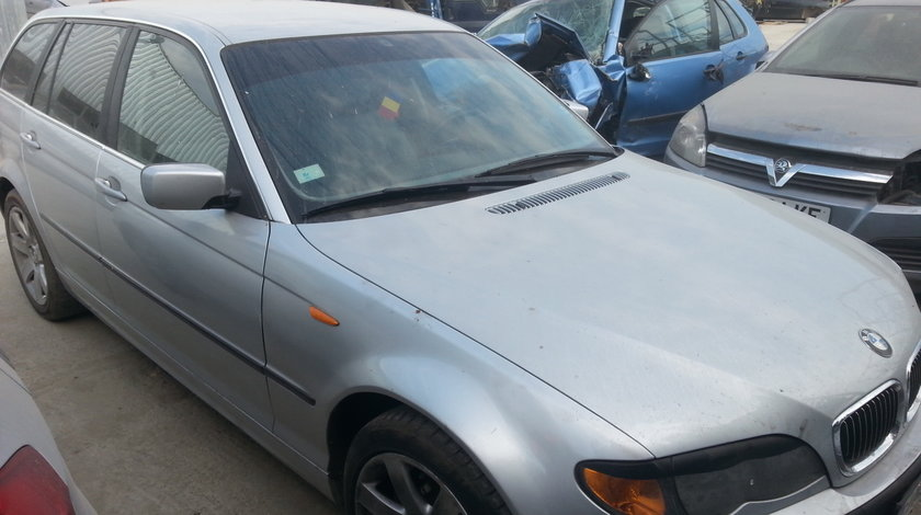 Dezmembrari BMW E46 330XD (2003 - 2007) 3.0d | CTdez