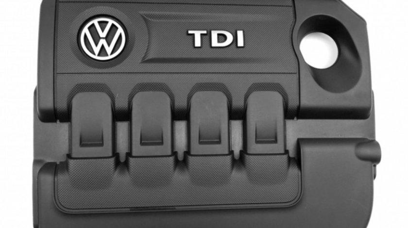 Dezmembrari Capac Motor Oe Volkswagen Golf 7 2012→ 2.0 TDI 04L103954T Scris Crom