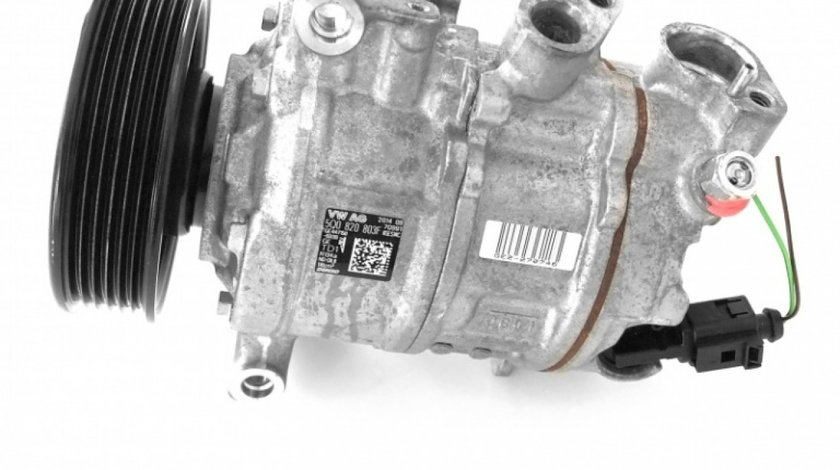 Dezmembrari Compresor Clima Oe Seat Toledo 3 5P2 2005-2010 CRLB 17043KM 5Q0820803F