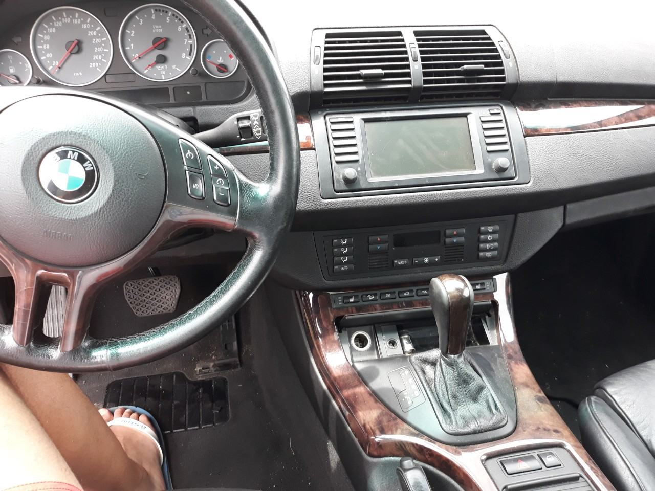 Dezmembrari Dezmembrez Bmw X5 2001 benzina motor 4.6 is e53