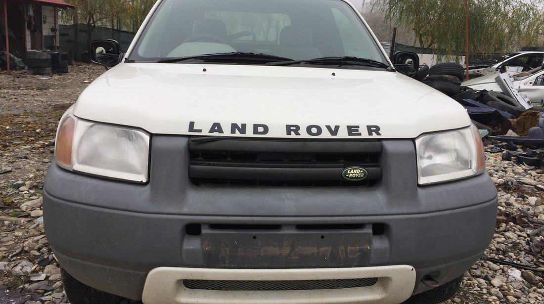 dezmembrari dezmembrez land rover freelander 1,8i 2002