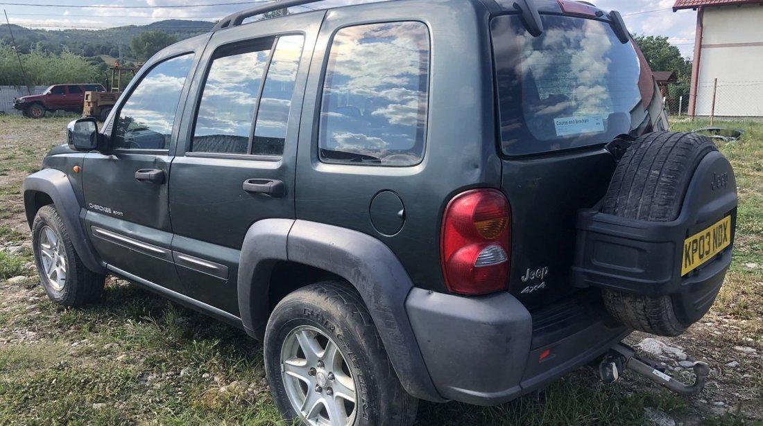 Dezmembrari dezmembrez piese jeep cherokee 2,5 crd  an 2003 sport diesel