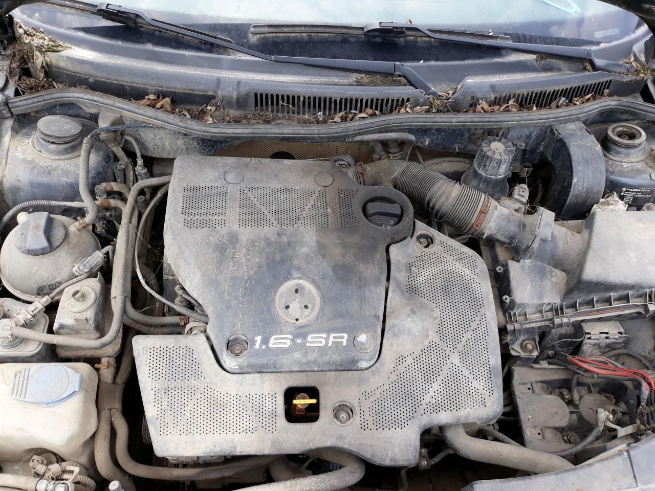 dezmembrari dezmembrez vw bora an 1999 motor 1,6 sr cod motor akl