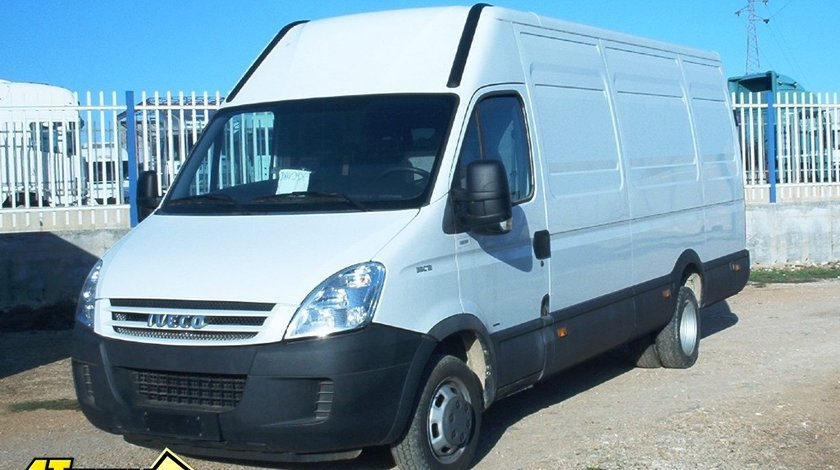 Dezmembrari Iveco Daily 3 an 2007, 2998 cmc, 107 kw, 146 cp , tip motor f1ce0481f, dezmembrari Iveco Daily an 2007